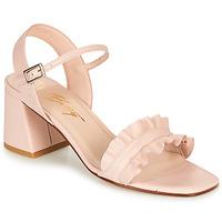 Schoenen Dames Sandalen / Open schoenen Betty London MARIKA Roze