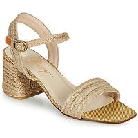 Schoenen Dames Sandalen / Open schoenen Betty London MILLO Beige