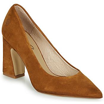 Schoenen Dames pumps Betty London MONDI Cognac