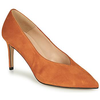 Schoenen Dames pumps Betty London MINATTE Cognac