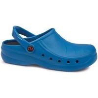 Schoenen Klompen Calzamedi sanitaire klomp extra comfortabel anatomisch 2020 BLUE