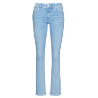 Textiel Dames Bootcut jeans Replay LUZ BOOTCUT Blauw / Medium