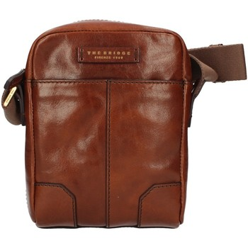 Tassen Heren Tasjes / Handtasjes The Bridge 05360001 Brown