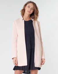 Textiel Dames Mantel jassen Only ONLSOHO Roze