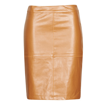 Textiel Dames Rokken Betty London MILDA Cognac