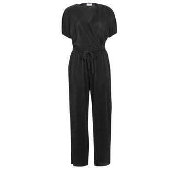 Textiel Dames Jumpsuites / Tuinbroeken Moony Mood CLOKES Zwart