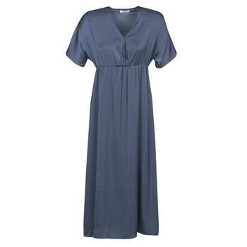 Textiel Dames Lange jurken Betty London MOUDA Marine