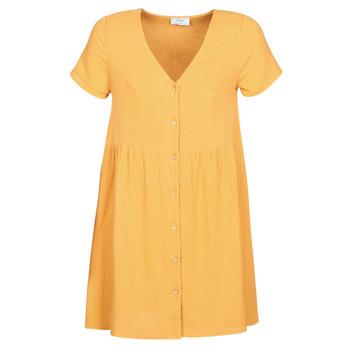Textiel Dames Korte jurken Betty London MARDI Geel