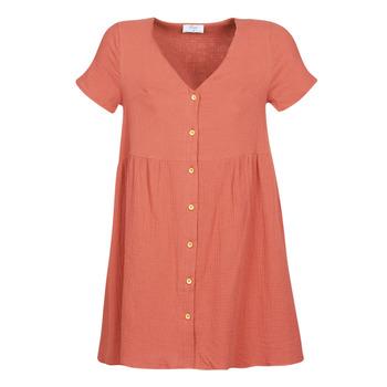 Textiel Dames Korte jurken Betty London MARDI Terracota