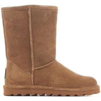 Schoenen Dames Snowboots Bearpaw Elle Marron
