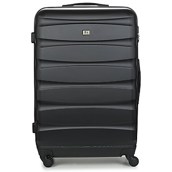 Tassen Valise Rigide David Jones CHAUVETTINI 107L Zwart