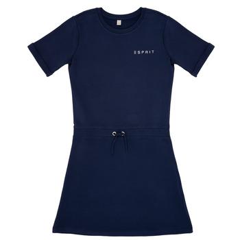 Textiel Meisjes Korte jurken Esprit EDEN Marine