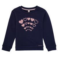Textiel Meisjes Sweaters / Sweatshirts Esprit ESTER Marine