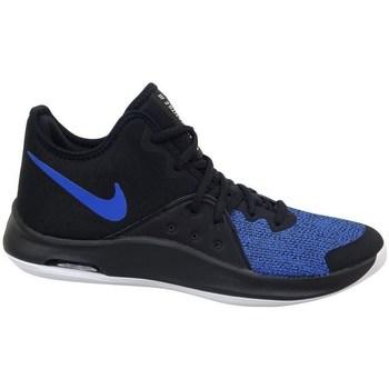 Schoenen Heren Basketbal Nike Air Versitile Iii Noir, Bleu