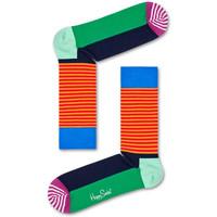 Accessoires Sokken Happy Socks Christmas cracker holly gift box Multicolour