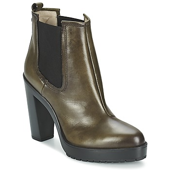 Schoenen Dames Low boots Diesel CHARON Brown