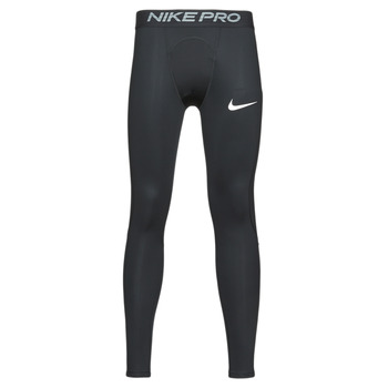 Textiel Heren Leggings Nike M NP TGHT Zwart / Wit