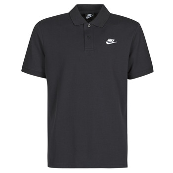 Textiel Heren Polo's korte mouwen Nike M NSW CE POLO MATCHUP PQ Zwart / Wit