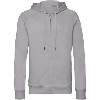 Textiel Heren Sweaters / Sweatshirts Russell J284M Zilveren mergel