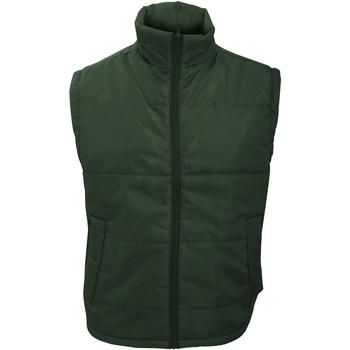 Textiel Heren Windjacken Result Windproof Fles groen