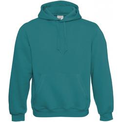 Textiel Heren Sweaters / Sweatshirts B And C Hooded Diva Blauw