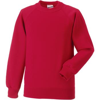 Textiel Kinderen Sweaters / Sweatshirts Jerzees Schoolgear Raglan Klassiek rood