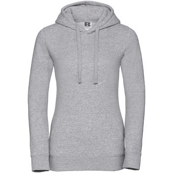 Textiel Dames Sweaters / Sweatshirts Russell Premium Licht Oxford