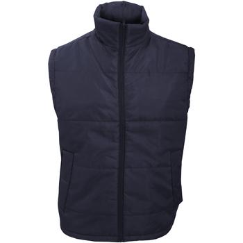 Textiel Heren Vesten / Cardigans Result Windproof Marineblauw