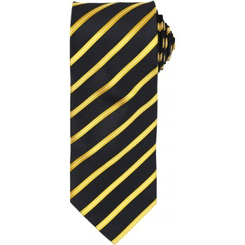 Textiel Heren Krawatte und Accessoires Premier Formal Zwart / Goud