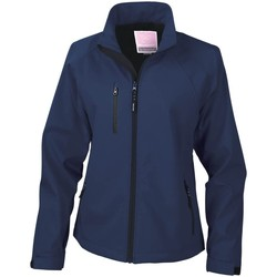 Textiel Dames Windjacken Result Breathable Marineblauw