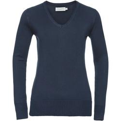 Textiel Dames Truien Russell Pullover Franse marine