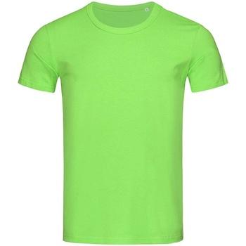 Textiel Heren T-shirts korte mouwen Stedman Stars Stars Groen