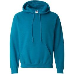Textiel Heren Sweaters / Sweatshirts Gildan Hooded Antieke Saffier