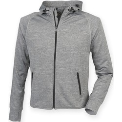 Textiel Dames Sweaters / Sweatshirts Tombo Teamsport Lightweight Grijze Mergel