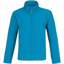 Textiel Heren Fleece B And C Two Layer Atol/ Houding Grijs