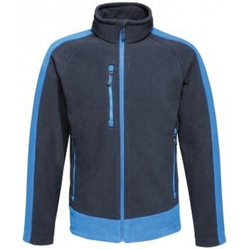 Textiel Heren Fleece Regatta RG423 Marine/Nieuw Koninklijk