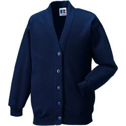 Textiel Kinderen Vesten / Cardigans Jerzees Schoolgear 273B Franse marine