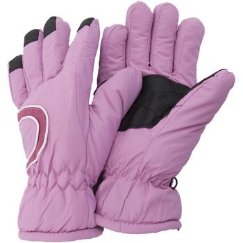 Accessoires Dames Handschoenen Floso Ski Baby Roze