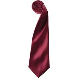 Textiel Heren Krawatte und Accessoires Premier PR750 Bourgondië