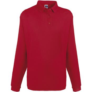 Textiel Heren Sweaters / Sweatshirts Russell Heavy Duty Klassiek rood