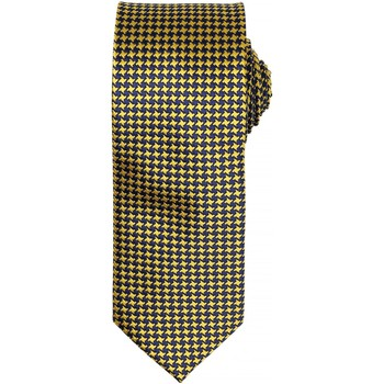 Textiel Heren Krawatte und Accessoires Premier Puppy Goud