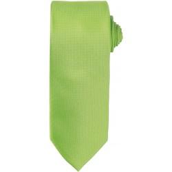 Textiel Heren Krawatte und Accessoires Premier Waffle Kalk