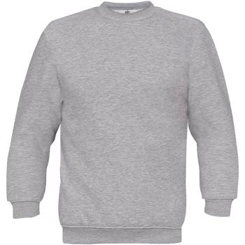 Textiel Heren Sweaters / Sweatshirts B And C Modern Heide Grijs