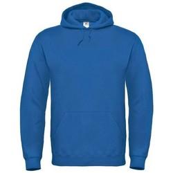 Textiel Dames Sweaters / Sweatshirts B And C Hooded Koninklijk