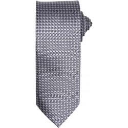 Textiel Heren Krawatte und Accessoires Premier Puppy Zilver