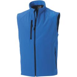Textiel Heren Vesten / Cardigans Russell Soft Shell Azuurblauw