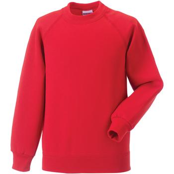 Textiel Kinderen Sweaters / Sweatshirts Jerzees Schoolgear Raglan Helder rood