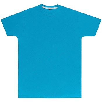 Textiel Heren T-shirts korte mouwen Sg Perfect Turquoise