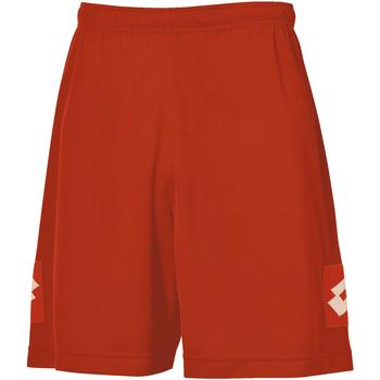 Textiel Heren Korte broeken / Bermuda's Lotto LT009 Vlamrood