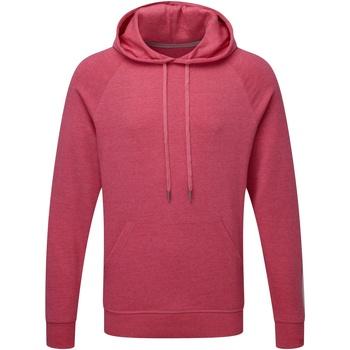 Textiel Heren Sweaters / Sweatshirts Russell Hooded Roze Mergel